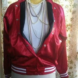 Forever 21 Jackets & Coats - BOWIE COLLECTORS JACKET